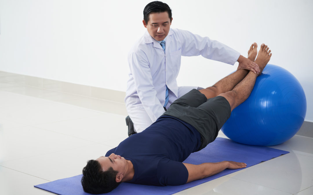 Pelvic Muscle Rehabilitation Could Be For You!